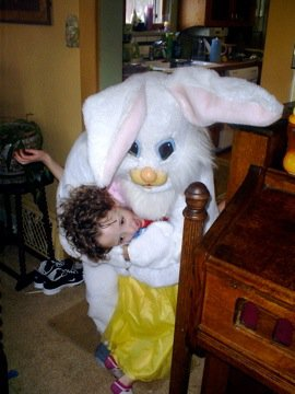 Bunny Snaps Child in Two!