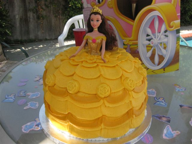 Haller's Princess Birthday 2010 006cake