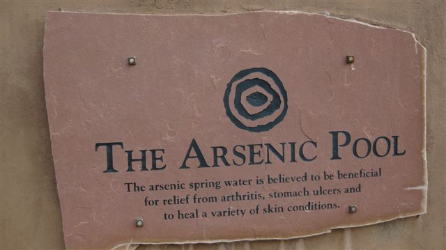 Santa Fe, NM June 2010 189arsenic