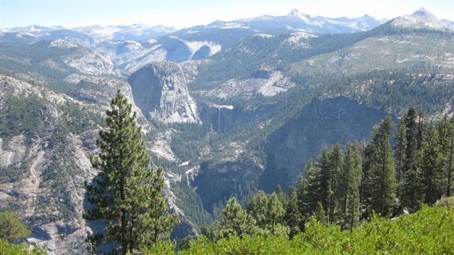 Half Dome Adjacent