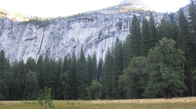 A Typical Yosemite Sight...