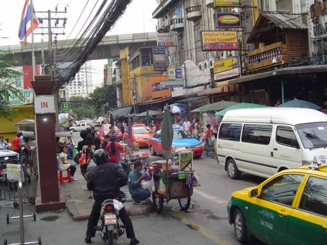 thailand streets