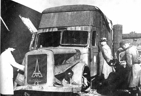 A Nazi Gas Van - Are they really so different?