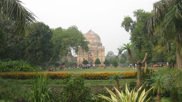Lodi Gardens - Masoleum or something