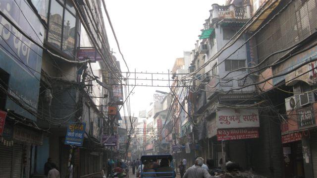 India 2010 105delhi street