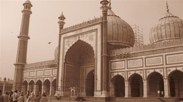 India 2010 12mosque