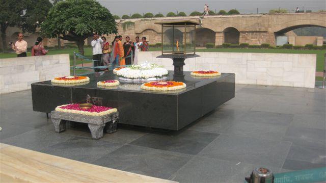 India 2010 139gandhi