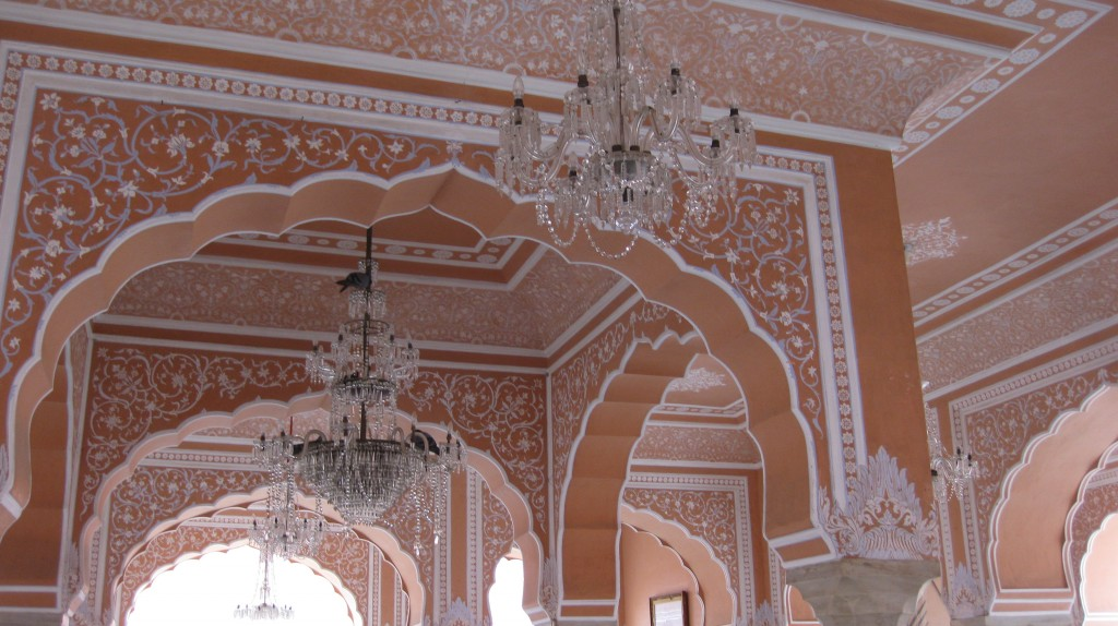 Liberace designed this Indian palace.