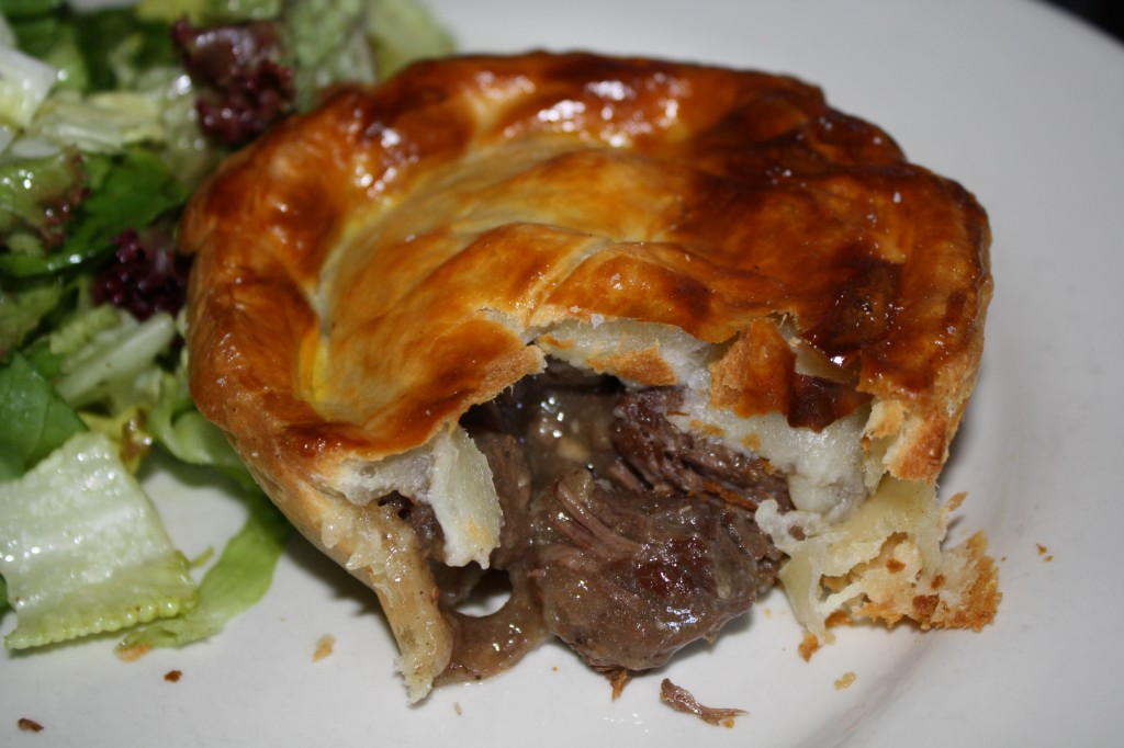 Steak and Potato Pie