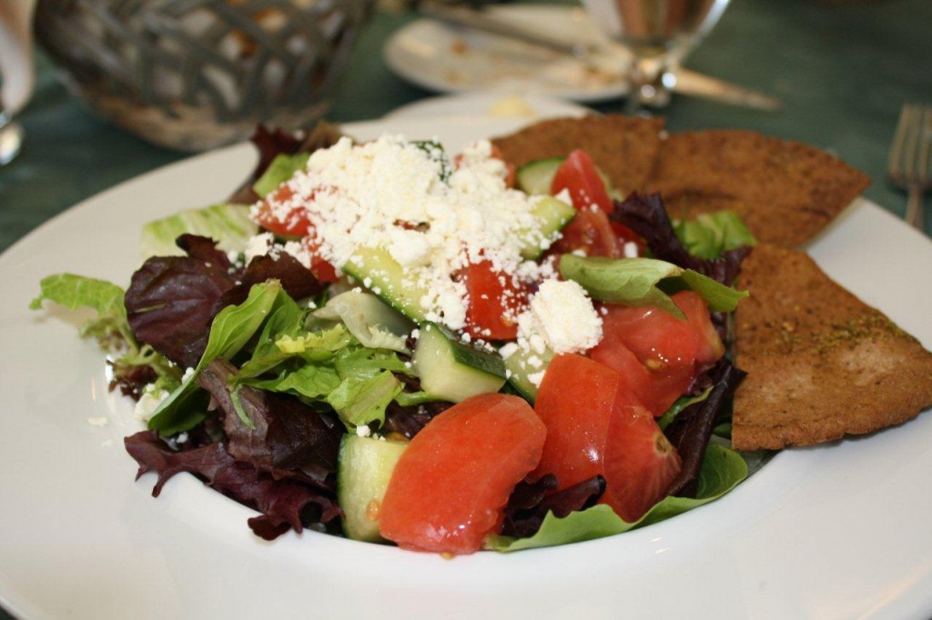 Greek Salad from Frontrunners