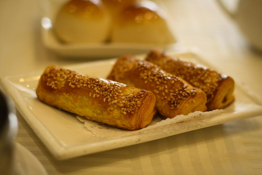 BBQ Pork Pastries
