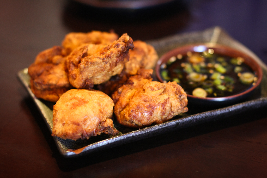 Karaage – Japanese Style Fried Chicken