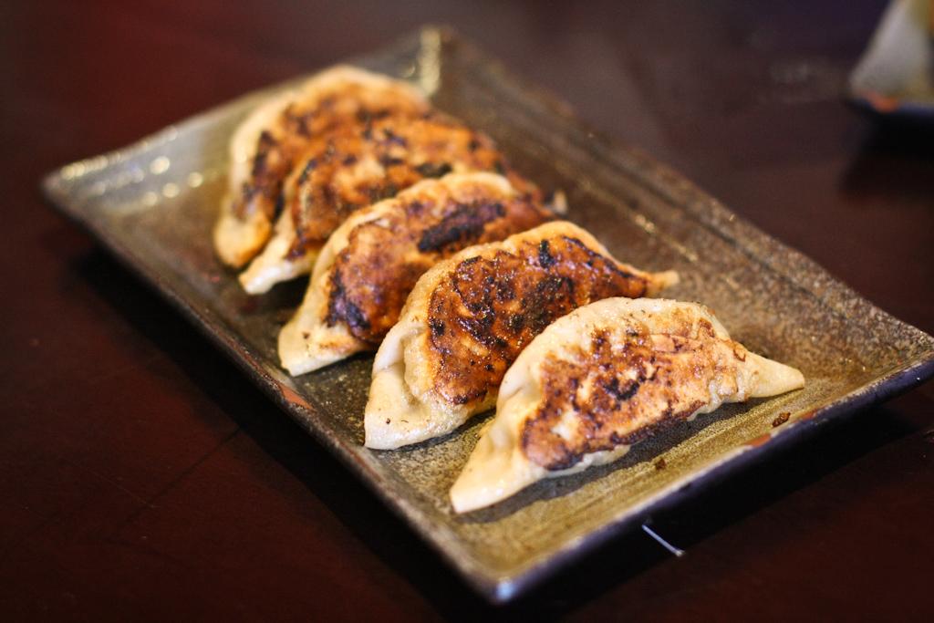Gyoza - Pan Fried Pot Stickers