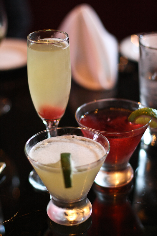 They specialty cocktails are geared towards the Vodka lovers.