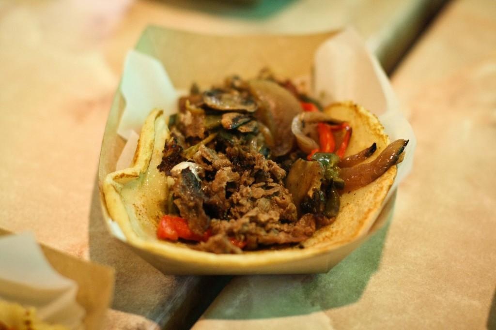 Yo Adrian - rib eye | peppers | onions | mushrooms l provolone
