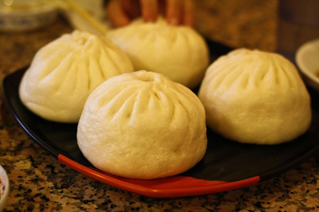 #1 - King steam dumpling with pork and vegetables