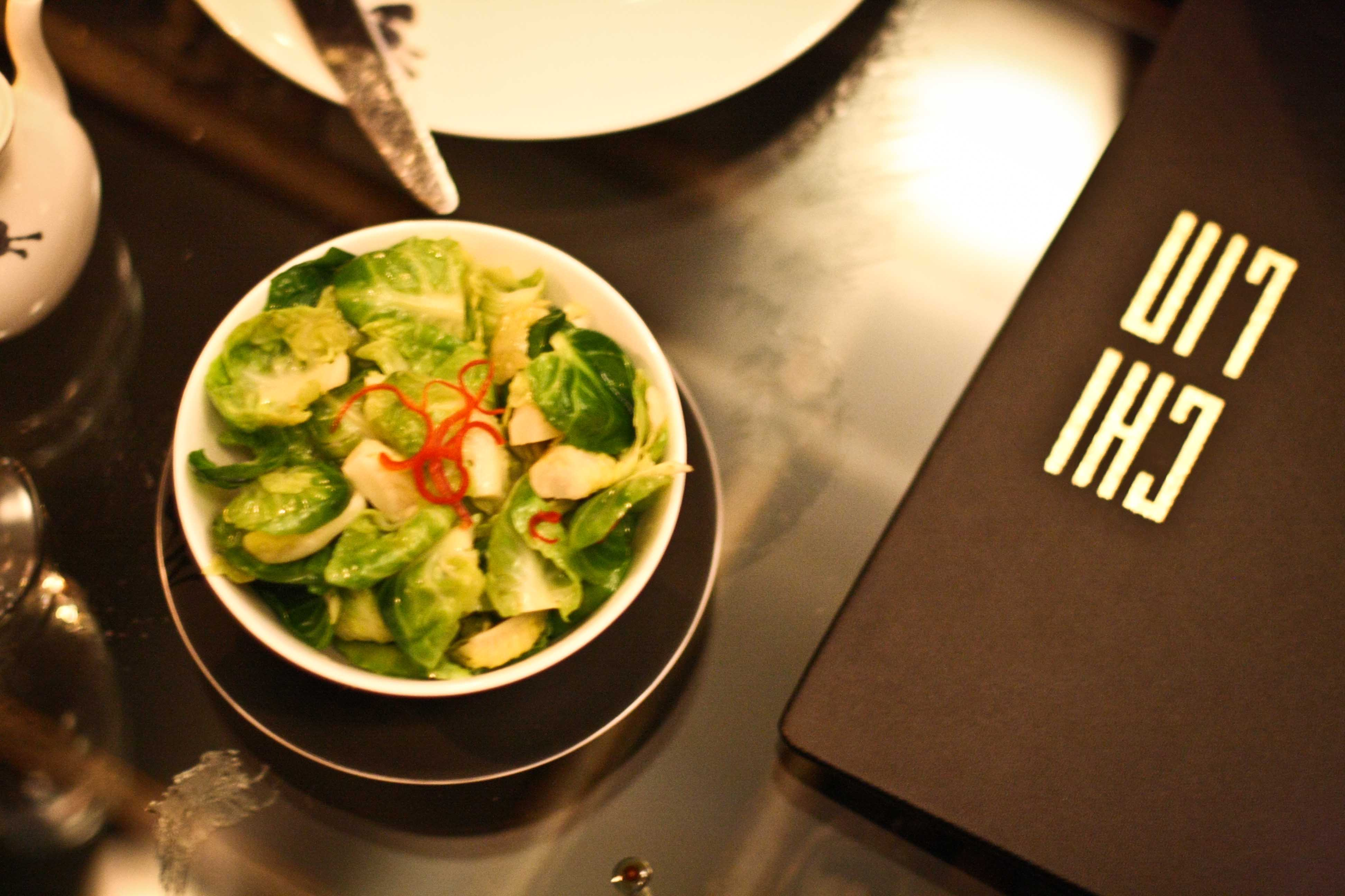 Lime And Chile-Garlic Vinaigrette Recipes — Dishmaps