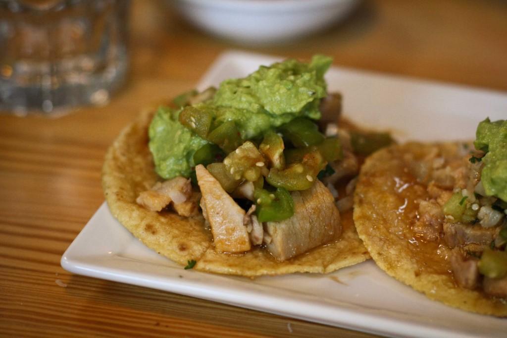 Cook Ranch Pork Carnitas Taco