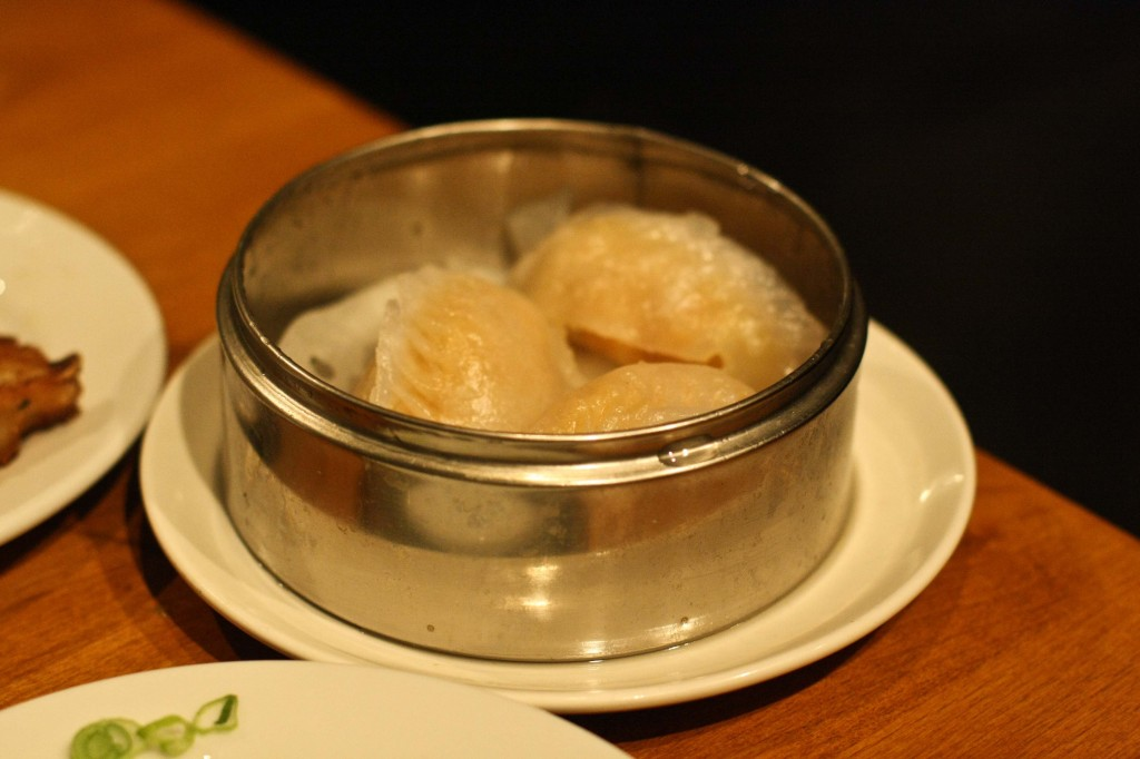 Spicy Crystal Shrimp Dumplings
