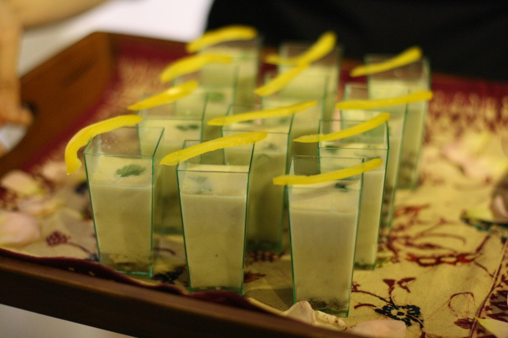 Thai Soup Shooters