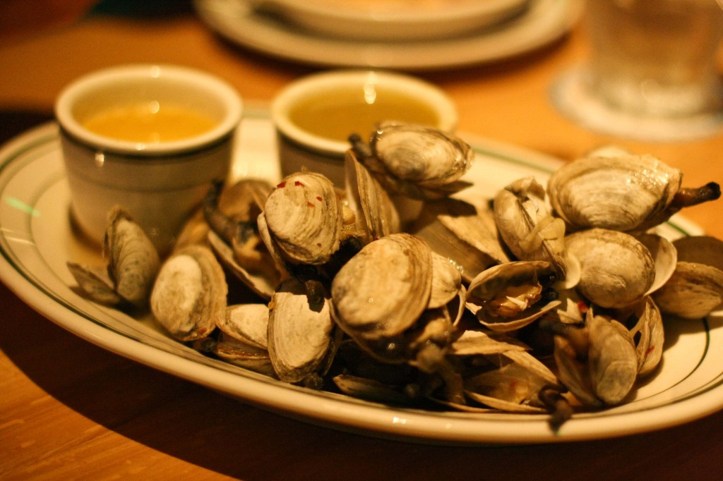 Steamers - Clams