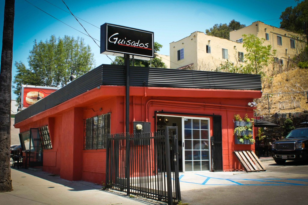 Guisados has three locations, this is the Echo Park one.