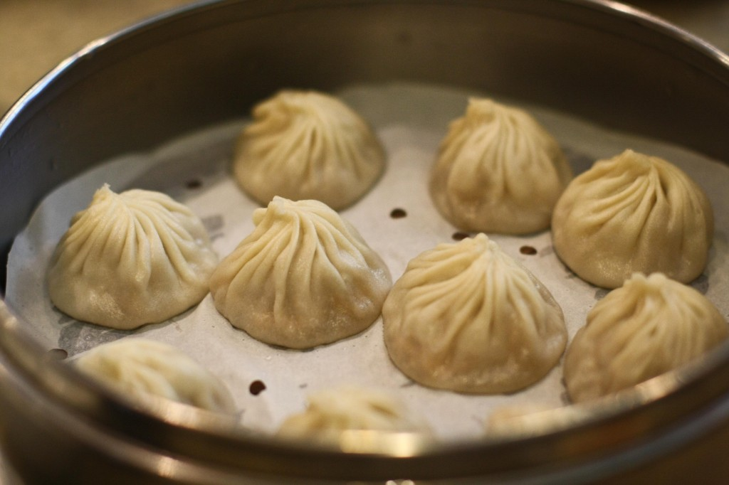 Juicy Pork (Soup) Dumplings