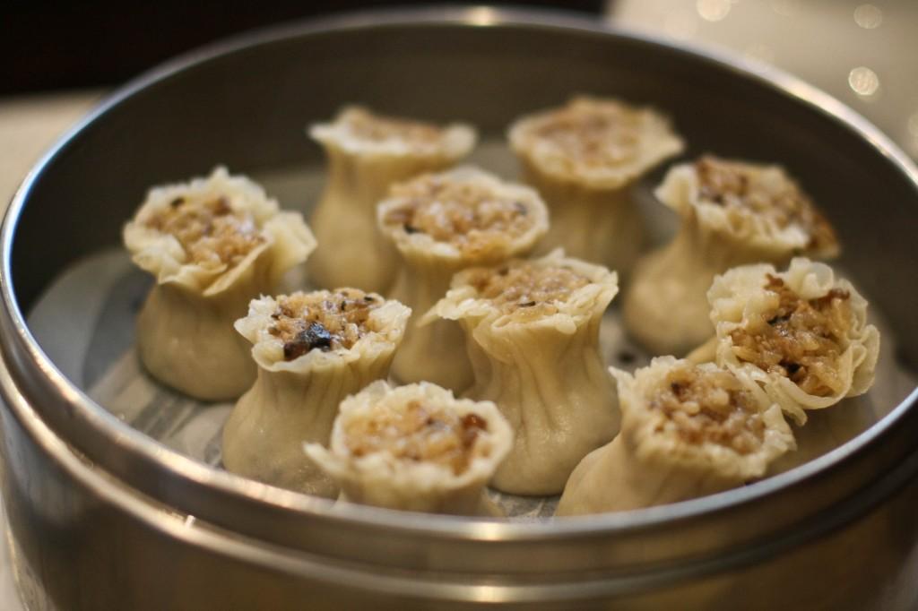 Pork and Rice Shu Mai