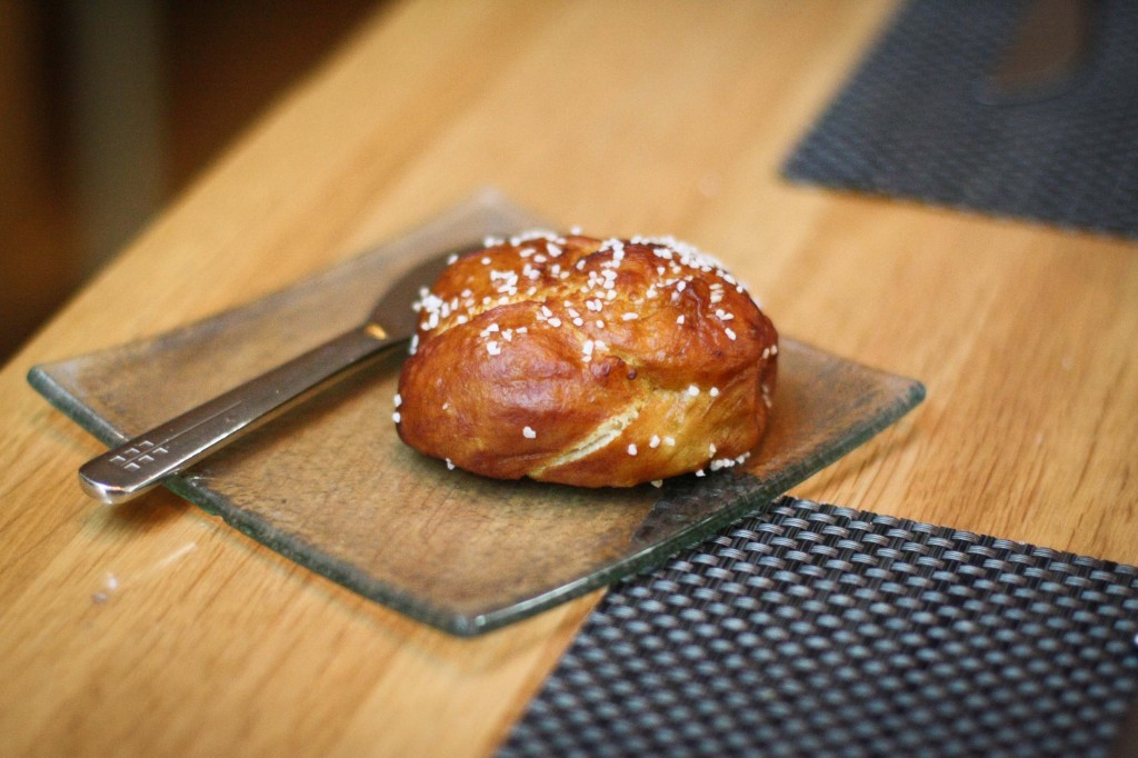 Pretzel Roll - Complimentary
