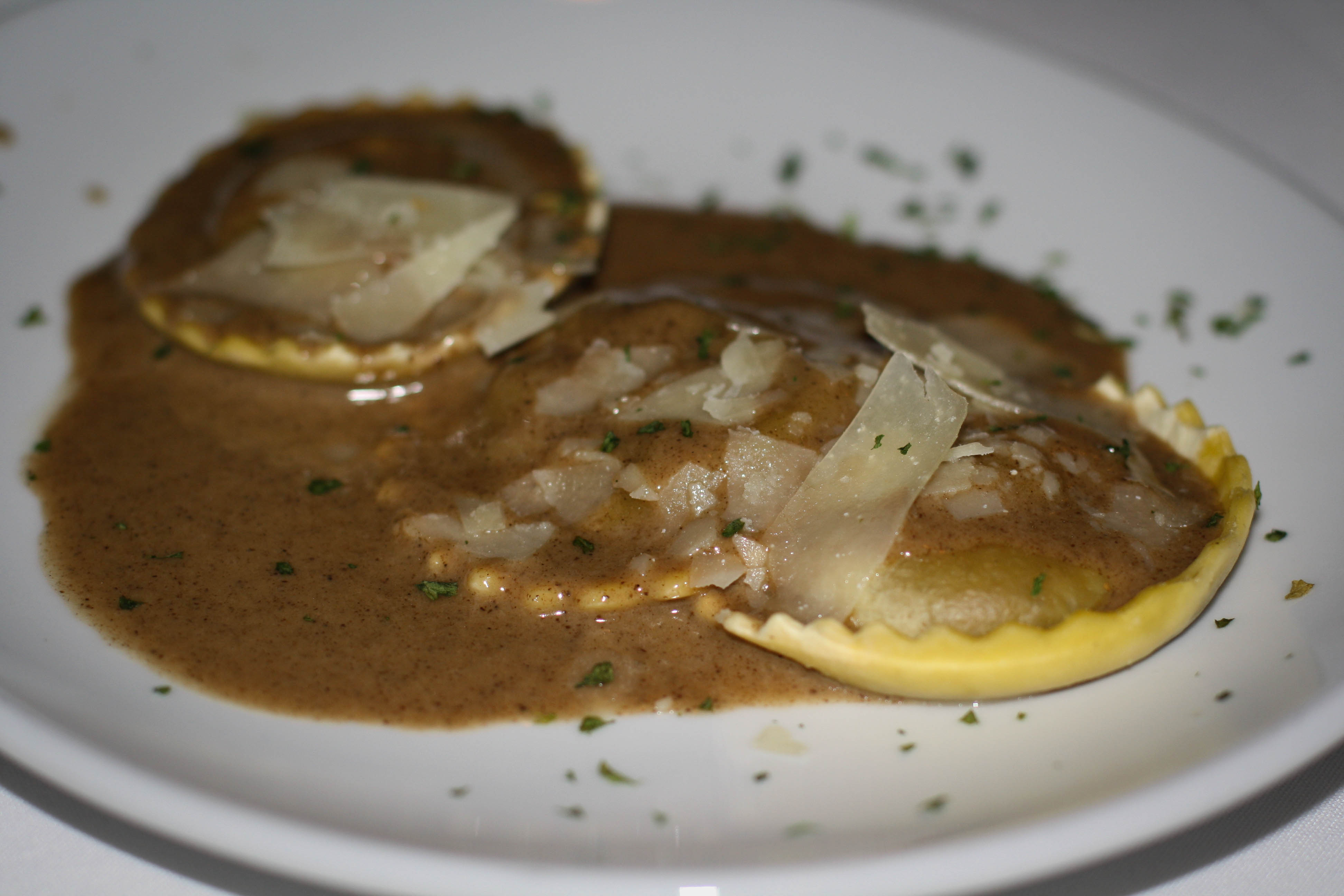 Grilled Portobello Mushroom In A Porcini Cream Sauce Recipes ...