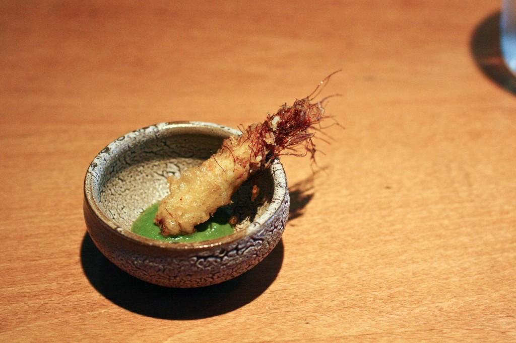 Tempura Baby Corn