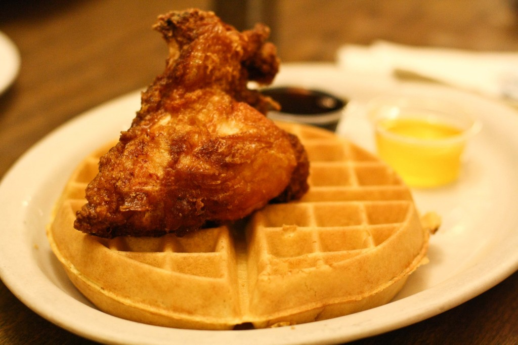 Chicken and Waffles are here to stay