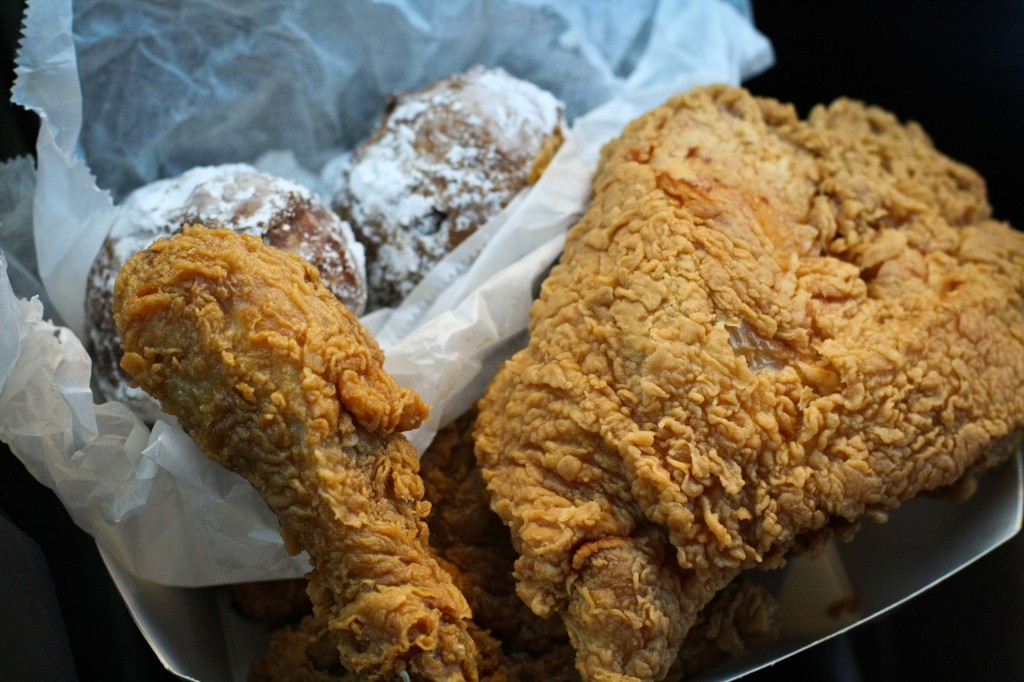4 Piece Fried Chicken