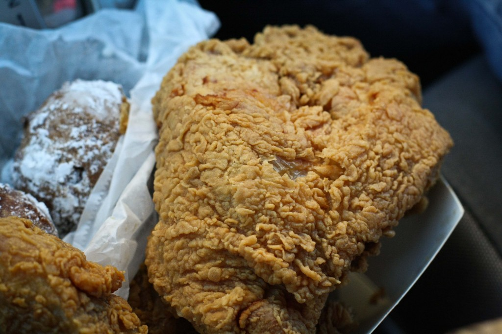 Fried Chicken Breast