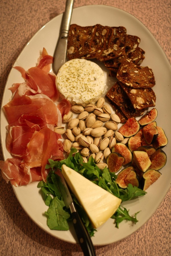 Nancy's Charcuterie and Cheese Platter