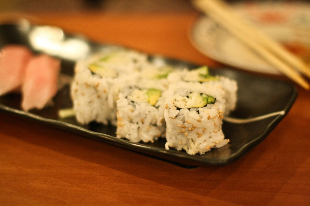 Blue Crab Roll