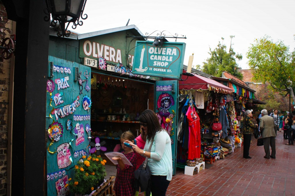 One of my favorite shops on Olvera Street