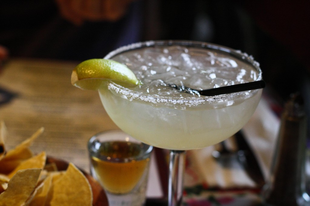 The margaritas are really great. Especially if you have more than one.
