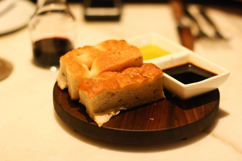 Fococcia Table Bread