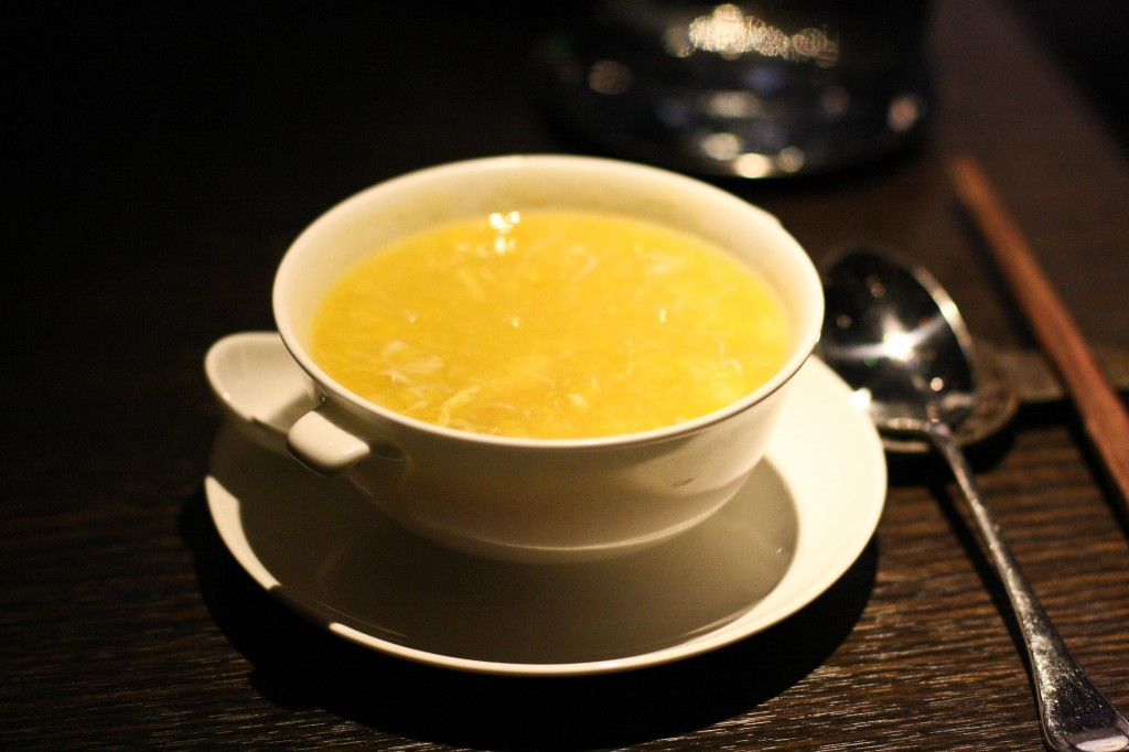 Crab and Sweet Corn Supreme Soup