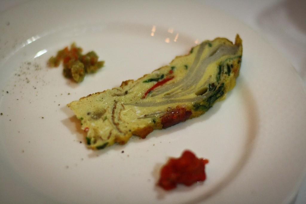 Tortilla Espanola - Amuse Bouche