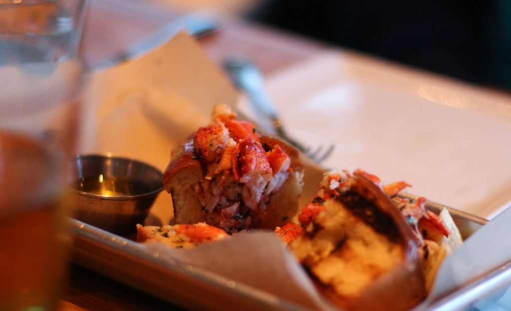 Mini Lobster Roll