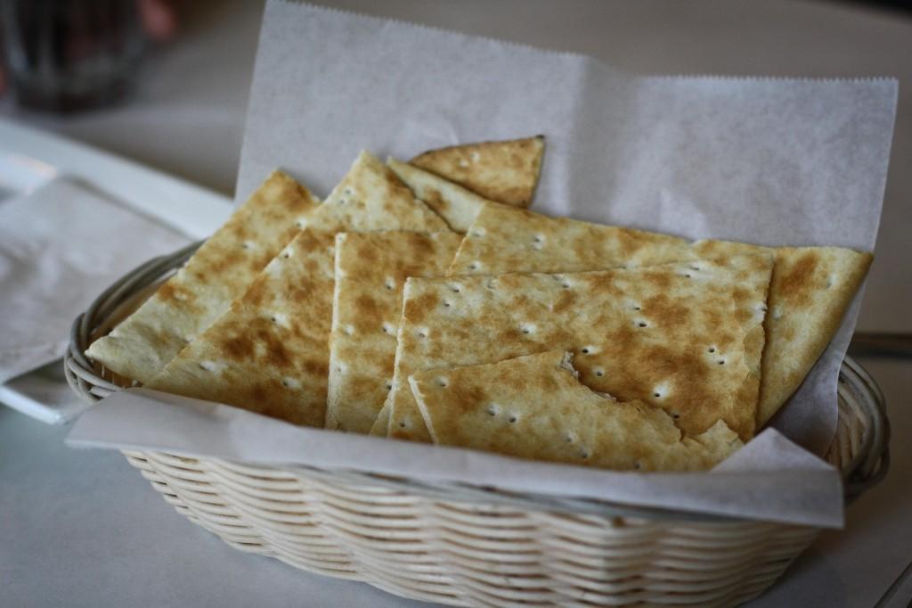 Delicious flatbread