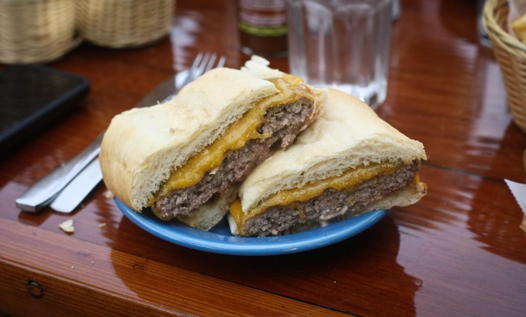 Ambrosia Burger
