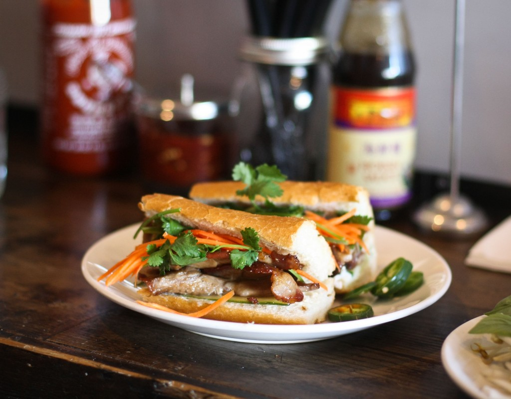 Berkshire Pork Banh Mi