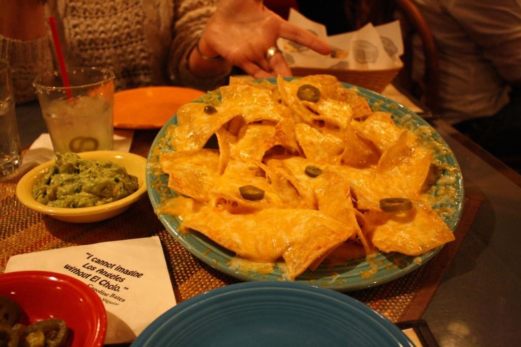 Carmen's Original Nachos