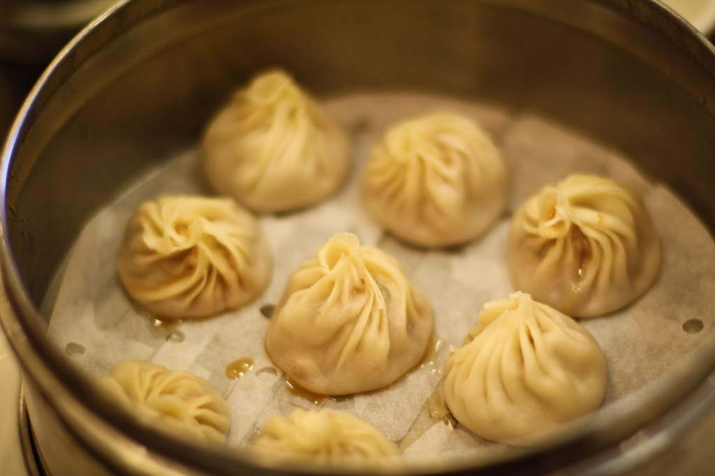 Chicken Soup Dumplings
