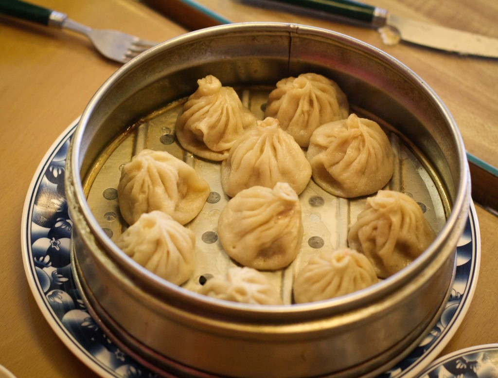 Xiao Long Bao - Pork Soup Dumplings