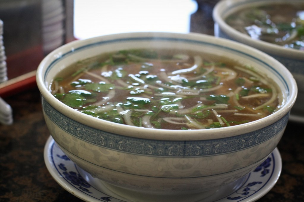 Pho Ga (Chicken Soup)