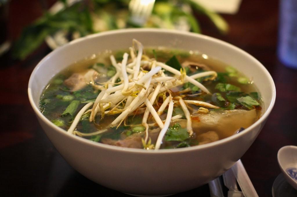 Pho Bac - Beef Noodle Soup with Filet Mignon